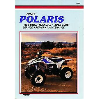 Polaris 1985-1995 ATV by Penton - 9780892876686 Book