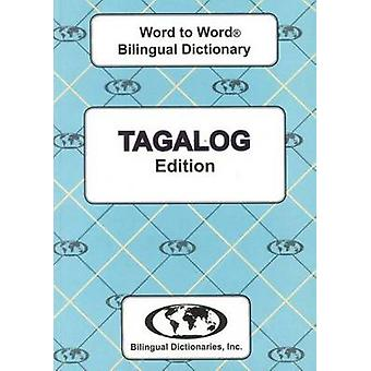 English-Tagalog & Tagalog-English Word-to-Word Dictionary - Suitable f