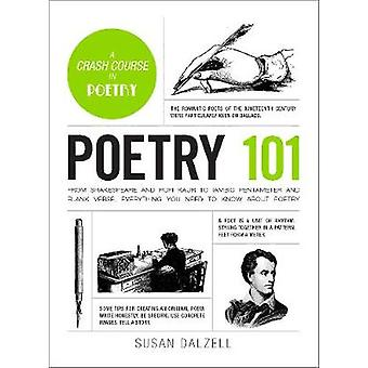 Poetry 101 - From Shakespeare and Rupi Kaur to Iambic Pentameter and B