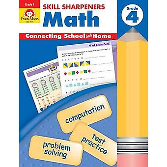 Math - Grade 4 by Evan-Moor Educational Publishers - 9781596730564 Bo