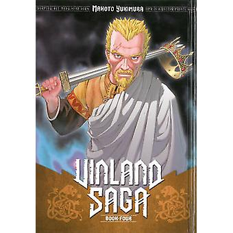 Vinland Saga 4 by Makoto Yukimura - 9781612624235 Book