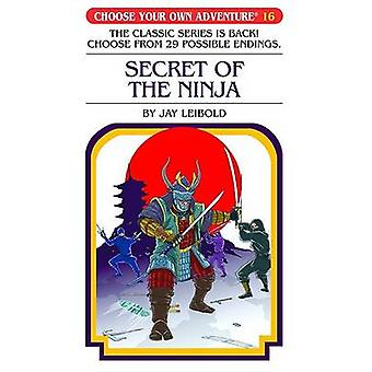 Secret of the Ninja by Jay Leibold - 9781933390161 Book