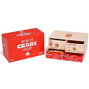 You've Got Crabs A Party Card Game