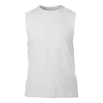Gildan Mens performance humidité wicking gilet Tank Top
