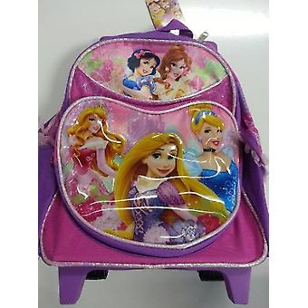 Small Rolling Backpack - Disney - Princess - Lovely and Sweet New Bag 629250
