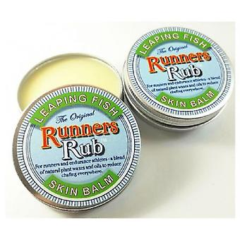 Leaping Fish Runners Rub | Anti Chafing Balm | Runners |Marathons | Duathlons | ultra-Distance