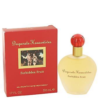Forbidden fruit eau de parfum spray by desperate houswives 442622 50 ml