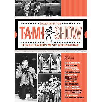 T.a.M.I. Show [DVD] USA importere