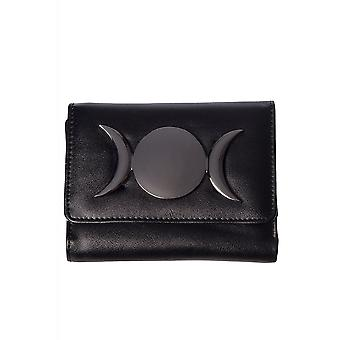 Banned Apparel Vidonia Triple Moon Purse