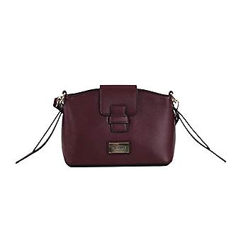 For Time Bandolera Basic Small - Women's Red Shoulder Bags (Burdeos) 10x18x26 cm (W x H L)