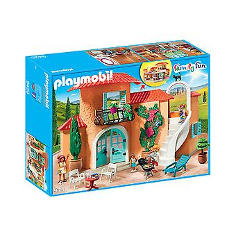 Playmobil 9420 Family Fun Summer Villa-parveke-Playset