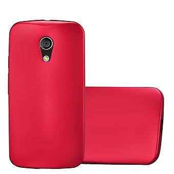 Caso cadorabo para Motorola MOTO G2 caso capa-telefone móvel caso feito de silicone flexível TPU-capa de silicone caso protetor ultra slim macio tampa traseira caso pára-choques