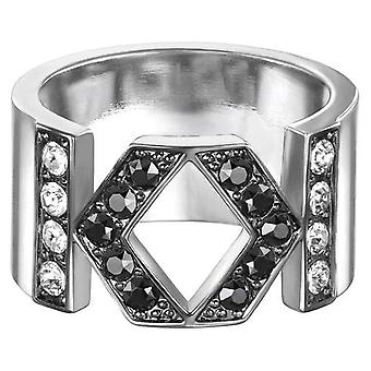 Karl Lagerfeld mujer Latón No disponible anillo size 15 5448358
