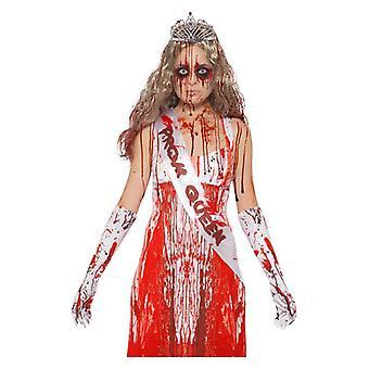 Kit de robe de fantaisie de reine de reine de reine de femmes