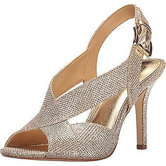 Michael Kors kvinde ' s Beckey Sandal glitter