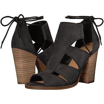 Lucky Brand Womens LK-Lanita Peep Toe Casual Strappy Sandals