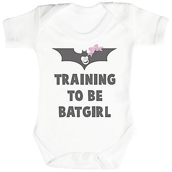 Training To Be Bat Girl - Baby Bodysuit