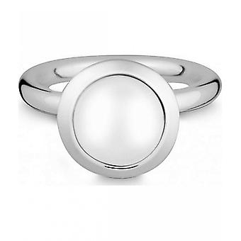 Quinn - Silver Ring with Moonstone - 02183969
