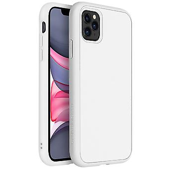 Back Cover For Apple iPhone 11 Pro Max Flexible Shockproof Rhinoshield white
