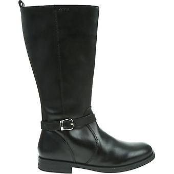 Geox Agata F J9449F00043C9999DSchwarz universal Winter Damen Schuhe