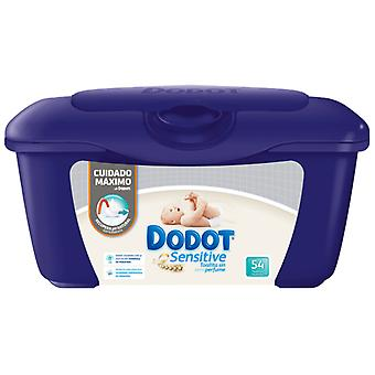 Dodot Sensitive Box of Baby Wipes 54 Units (Baby & Toddler , Diapering , Baby Wipes)