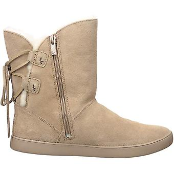Koolaburra by UGG Womens Shazi Closed Toe Ankle Cold Weather Boots