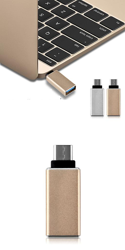 USB to USB C adapter metal macbook