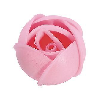 Culpitt Medium Wafer Edible Rose - Pink