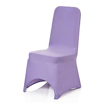 Lavender Spandex Chair Cover Lycra cover