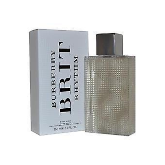 Burberry Brit rytme for hendes Body Wash Gel Moussant pour le Corps 150ml
