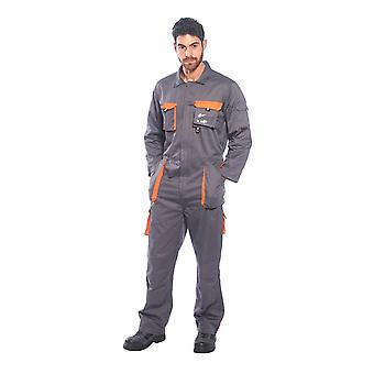 Portwest texo Kontrast Workwear Coverall tx15