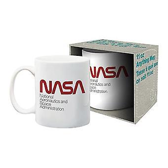NASA klassinen logo muki