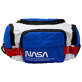 NASA Rood Wit en Blauw Fanny Pack