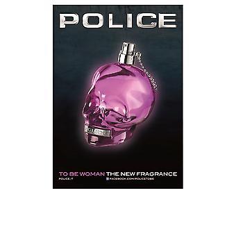 Policji, aby zostać Woman Edp Spray 75 Ml dla kobiet