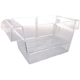 Zolux Paridera 3 In 1 + Suckers (Fish , Aquarium Accessories , Breeding Crates)