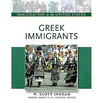 Grekiska invandrare (invandring till USA)