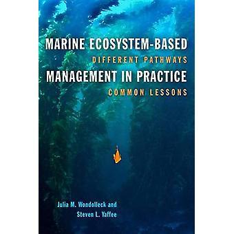 Gestione basata sugli ecosistemi marini in pratica - vie differenti - C