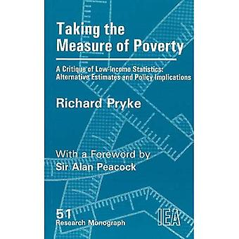 Taking the Measure of Poverty: A Critique of Low Income Statistics - Alternative Estimates and Policy Implications (Research Monograph)