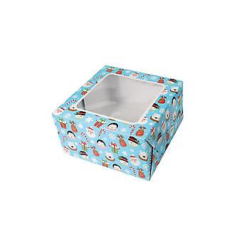 Culpitt Children's Christmas Square Box 10