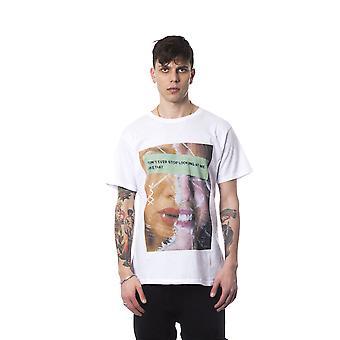 Nicolo Tonetto Bianco White T-Shirt NI687549-M