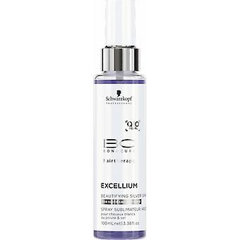 Schwarzkopf Professional Bc Excellium Beautifying Silver Spray 100 ml
