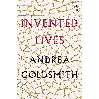 Invented Lives by Andrea Goldsmith - 9781912854820 Book