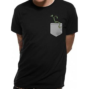 Crimes Of Grindelwald Unisex Adults Pickett In My Pocket Design T-Shirt