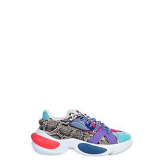 Fila 101094472e Kvinder's Flerfarvede Polyester Sneakers