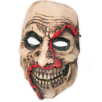 Hororová maska latex halloween monštrum