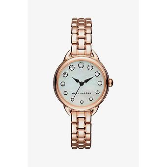Marc Jacobs MJ3511 Analog-Quartz with Stainless-Steel Strap Ladies Watch
