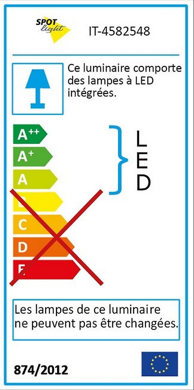 Lampada A Soffitto Sunniva Colore Rovere, Satinato in Legno, Metallo, LL29xPL11xA3 cm