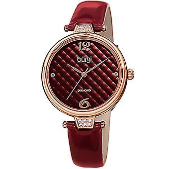 Burgi Clock Woman Ref. BUR222RD, INland