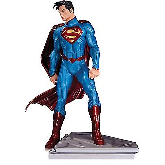 Superman Man of Steel Statue por John Romita Jr