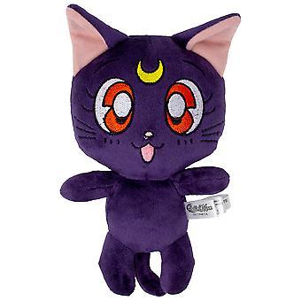 "Sailor Moon Luna 7"" Plüschpuppe"